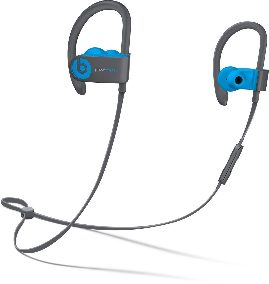 Beats Powerbeats 3 Wireless, Flash Blue наушникиMNLX2ZE/A