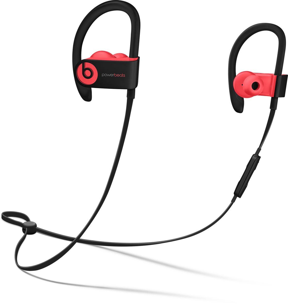 Beats Powerbeats 3 Wireless, Siren Red наушникиMNLY2ZE/A