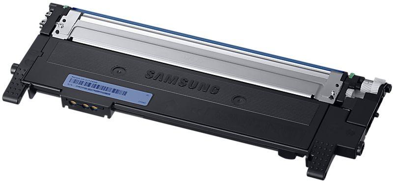 Samsung CLT-C404S, Cyan тонер-картридж для Samsung SL-C430/C430W/C480/C480W/C480FWCLT-C404S/XEVКартридж Samsung CLT-C404S для SL-C430 / C430W / C480 / C480W / C480FW. Голубой 1000 страниц.
