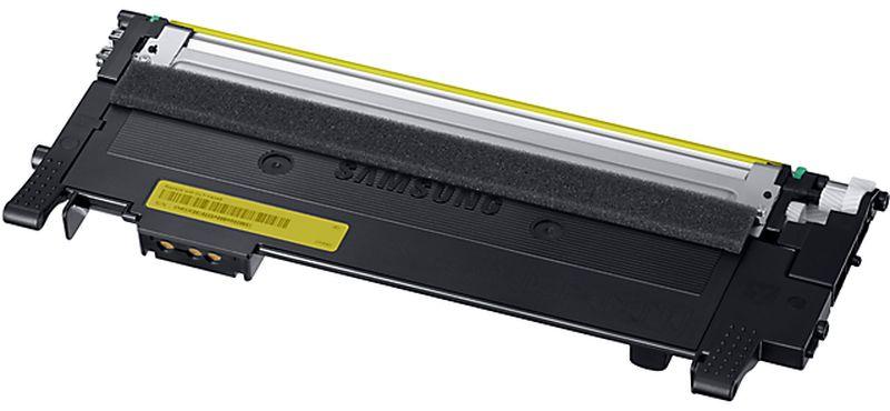 Samsung CLT-Y404S, Yellow тонер-картридж для Samsung SL-C430/C430W/C480/C480W/C480FWCLT-Y404S/XEVКартридж Samsung CLT-Y404S для SL-C430 / C430W / C480 / C480W / C480FW. Жёлтый. 1000 страниц.