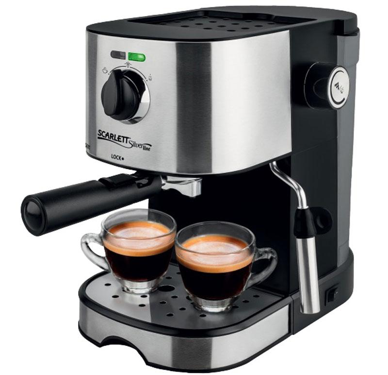 Scarlett SL-CM53001, Black кофеварка