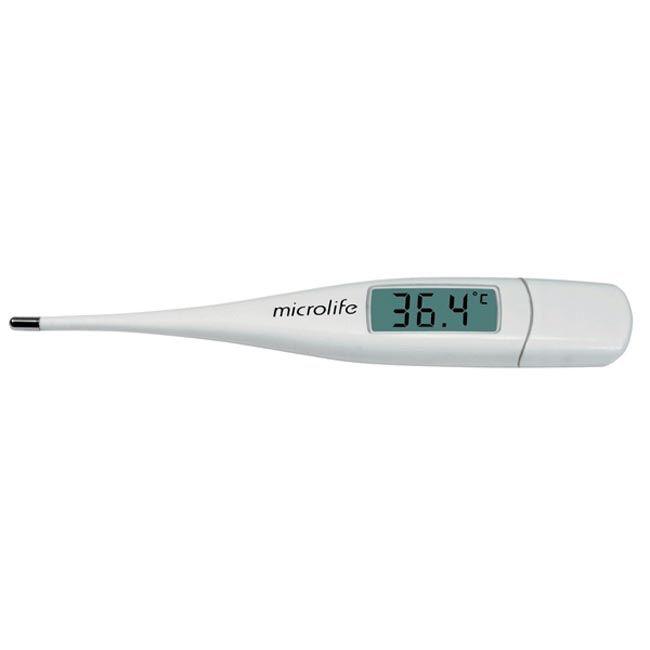 Microlife термометр электронный MT 18А1MT 18А1Электронный термометр Microlife MT 18A1 – прекрасная альтернатива обычным ртутным градусникам. Термометр Microlife не содержит ртути и стекла и абсолютно безопасен для Ваших близких и экологии Вашего дома. Особенность этого термометра Microlife - увеличенный дисплей с крупными цифрами. Прибор имеет память последнего измерения, водонепроницаемый корпус. Время измерения от 60 секунд.