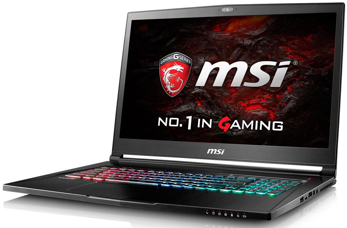 MSI GS73VR 7RF-280RU Stealth Pro, BlackGS73VR 7RF-280RUИнженеры MSI оптимизировали каждую деталь архитектуры ноутбука GS73VR 7RF, чтобы сохранить баланс между портативностью и вычислительной мощью. Ни один другой игровой ноутбук в мире не способен продемонстрировать столь внушительную производительность при толщине корпуса всего 19,6 мм. В конструкции игрового ноутбука GS73 используется магний-литиевый сплав, который делает его на 44% жёстче алюминиевых корпусов. Вес всего 2,43 кг делает эту модель самым лёгким игровым ноутбуком в классе. Компания MSI создала игровой ноутбук с новейшим поколением графических карт NVIDIA GeForce GTX 10 Series. По ожиданиям экспертов производительность новой GeForce GTX 1060 должна более чем на 40% превысить показатели графических карт GeForce GTX 900M Series. Благодаря инновационной системе охлаждения Cooler Boost и специальным геймерским технологиям, применённым в игровом ноутбуке MSI GS73VR 7RF, графическая карта новейшего поколения NVIDIA GeForce GTX 1060 сможет...