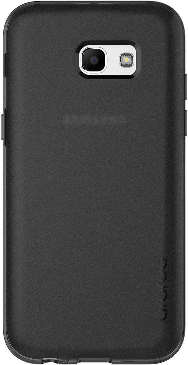 Araree Airfit чехол для Samsung Galaxy A3 (2017), BlackAR20-00204A
