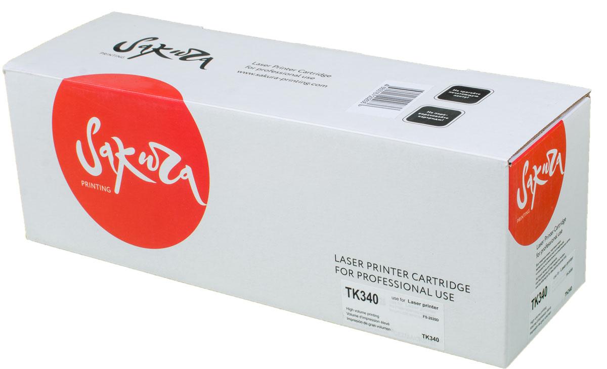 Sakura TK340, Black тонер-картридж для Kyocera FS-2020DSATK340Тонер-картридж Sakura TK340 для лазерных принтеров Kyocera FS-2020D является альтернативным решением для замены оригинальных картриджей. Он печатает с тем же качеством и имеет тот же ресурс, что и оригинальный картридж. В картриджах компании Sakura используется химический синтезированный тонер, который в отличие от дешевого тонера из перемолотого полимера, не царапает, а смазывает печатающий вал, что приводит к возможности многократных перезаправок картриджей. Такой подход гарантирует долгий срок службы принтера, превосходное качество и стабильность печати. Тонер-картриджи Sakura производятся при строгом соответствии стандартам ISO 9001 и ISO 14001, что подтверждено международными сертификатами.