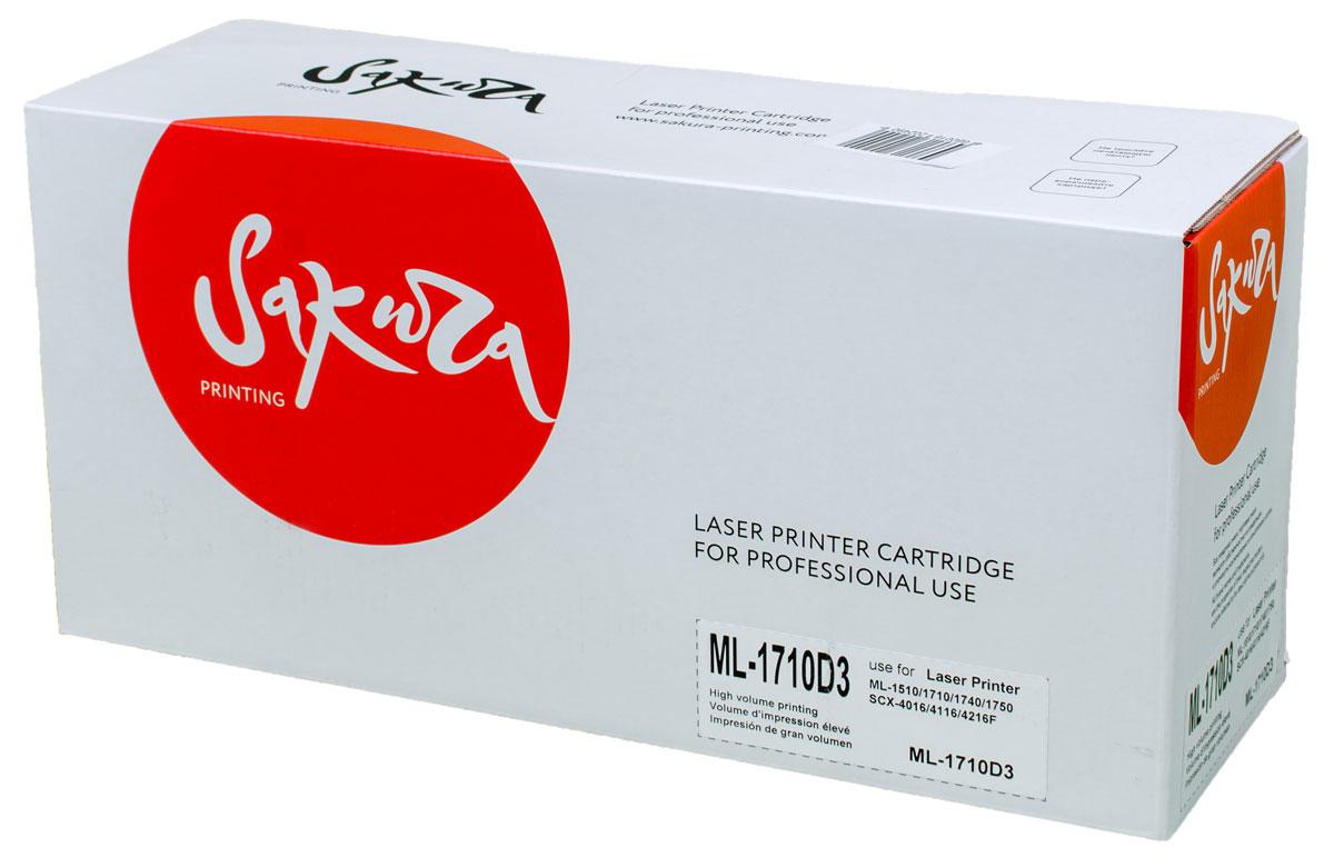 Sakura ML1710D3, Black тонер-картридж для Samsung ML-1500/1510/1510d/1520/1710/1710B/1710D/1710P/1740/1750/1755SAML1710D3