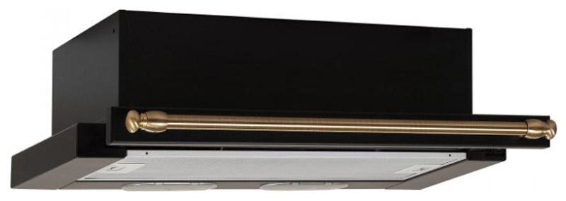 Elikor Интегра 50П-400-В2Л, Anthracite Bronze встраиваемая вытяжка 841220