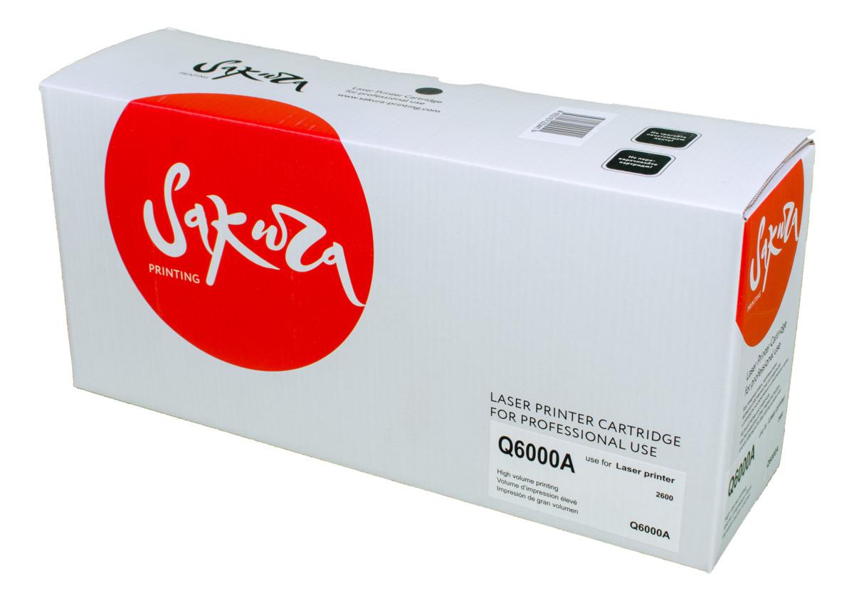 Sakura Q6000A, Black тонер-картридж для HP LaserJet 1600/2600n/2605/2605dn/2605dtn/CM1015/CM1017SAQ6000AТонер-картридж Sakura Q6000A для лазерных принтеров HP LaserJet 1600/2600n/2605/2605dn/2605dtn/CM1015/CM1017 является альтернативным решением для замены оригинальных картриджей. Он печатает с тем же качеством и имеет тот же ресурс, что и оригинальный картридж. В картриджах компании Sakura используется химический синтезированный тонер, который в отличие от дешевого тонера из перемолотого полимера, не царапает, а смазывает печатающий вал, что приводит к возможности многократных перезаправок картриджей. Такой подход гарантирует долгий срок службы принтера, превосходное качество и стабильность печати. Тонер-картриджи Sakura производятся при строгом соответствии стандартам ISO 9001 и ISO 14001, что подтверждено международными сертификатами.