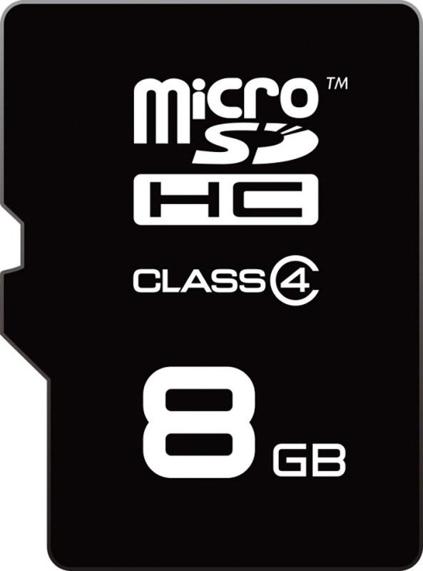 Emtec microSDHC Class 4 8GB карта памятиECMSDM8GHC4TC