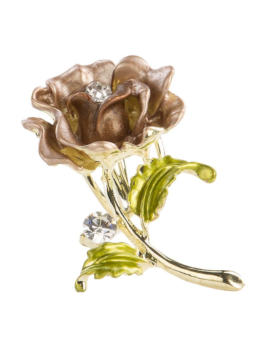 Кольцо для платка Charmante, цвет: золотой. ZK049ZK049