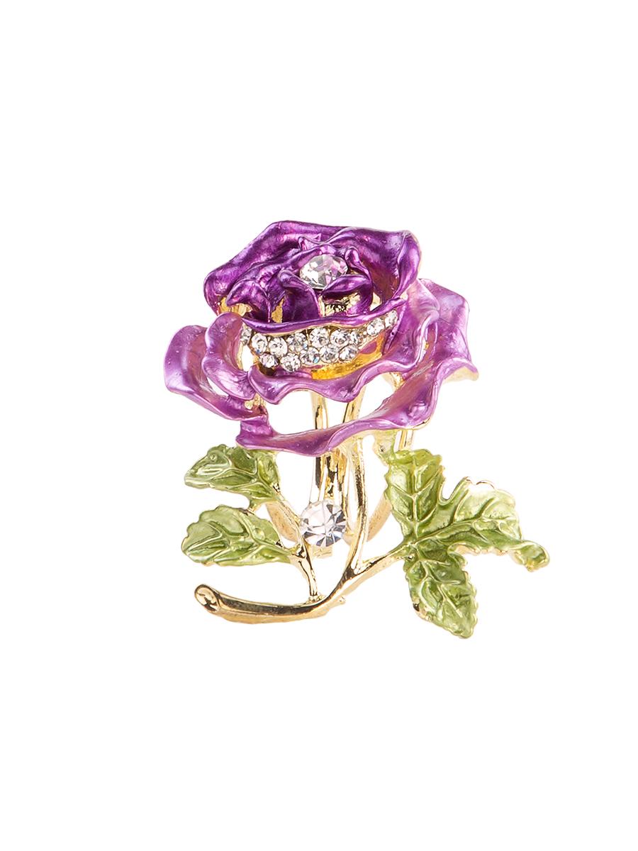 Кольцо для платка Charmante, цвет: лиловый. ZK050ZK050