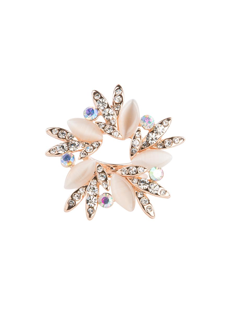 Кольцо для платка Charmante, цвет: натурель. ZK011ZK011