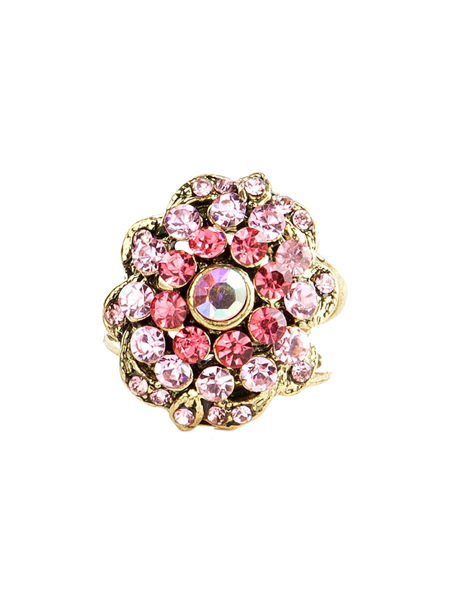 Кольцо для платка Charmante, цвет: розовый. ZK039ZK039