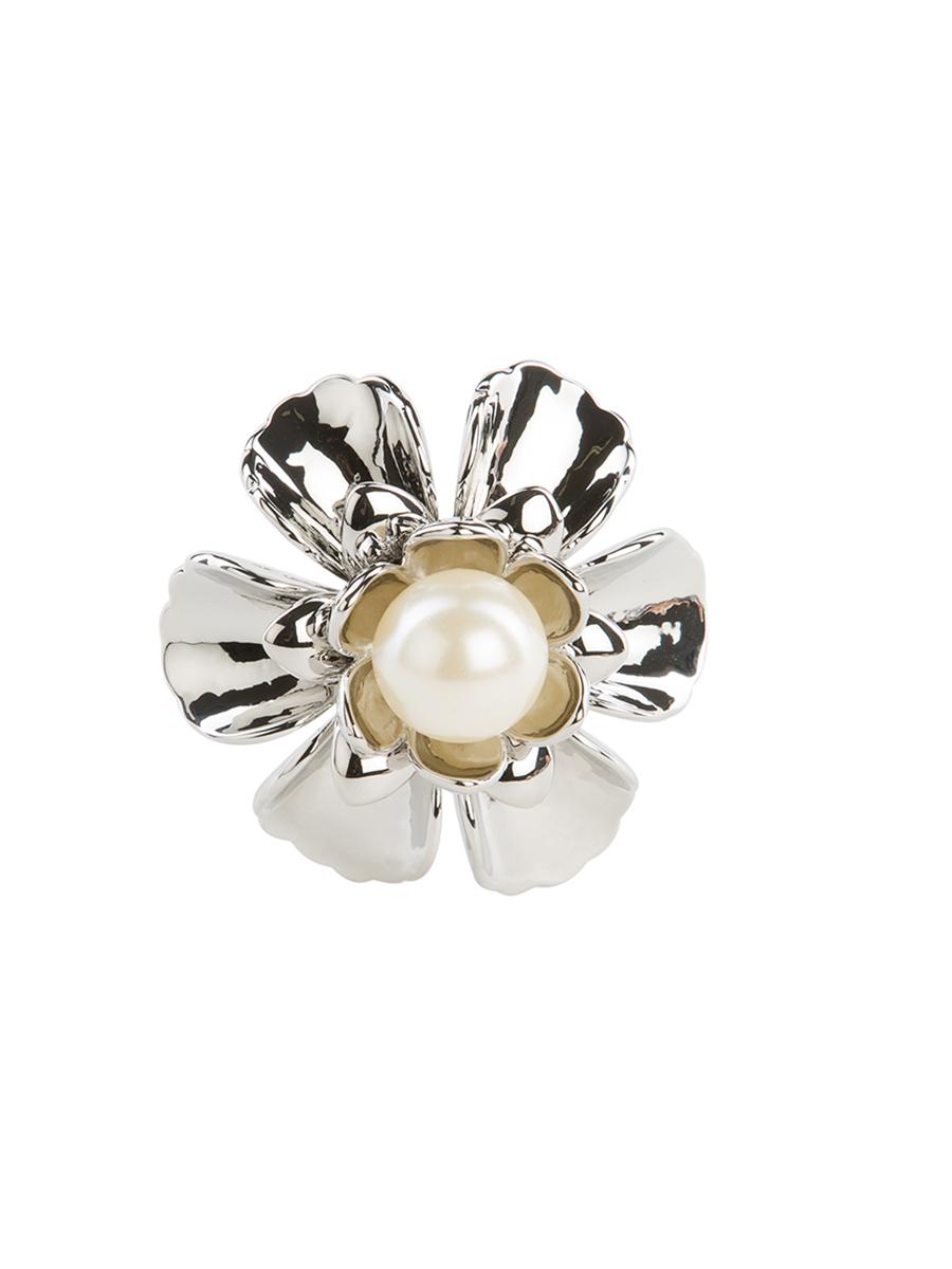 Кольцо для платка Charmante, цвет: серебро. ZK015ZK015