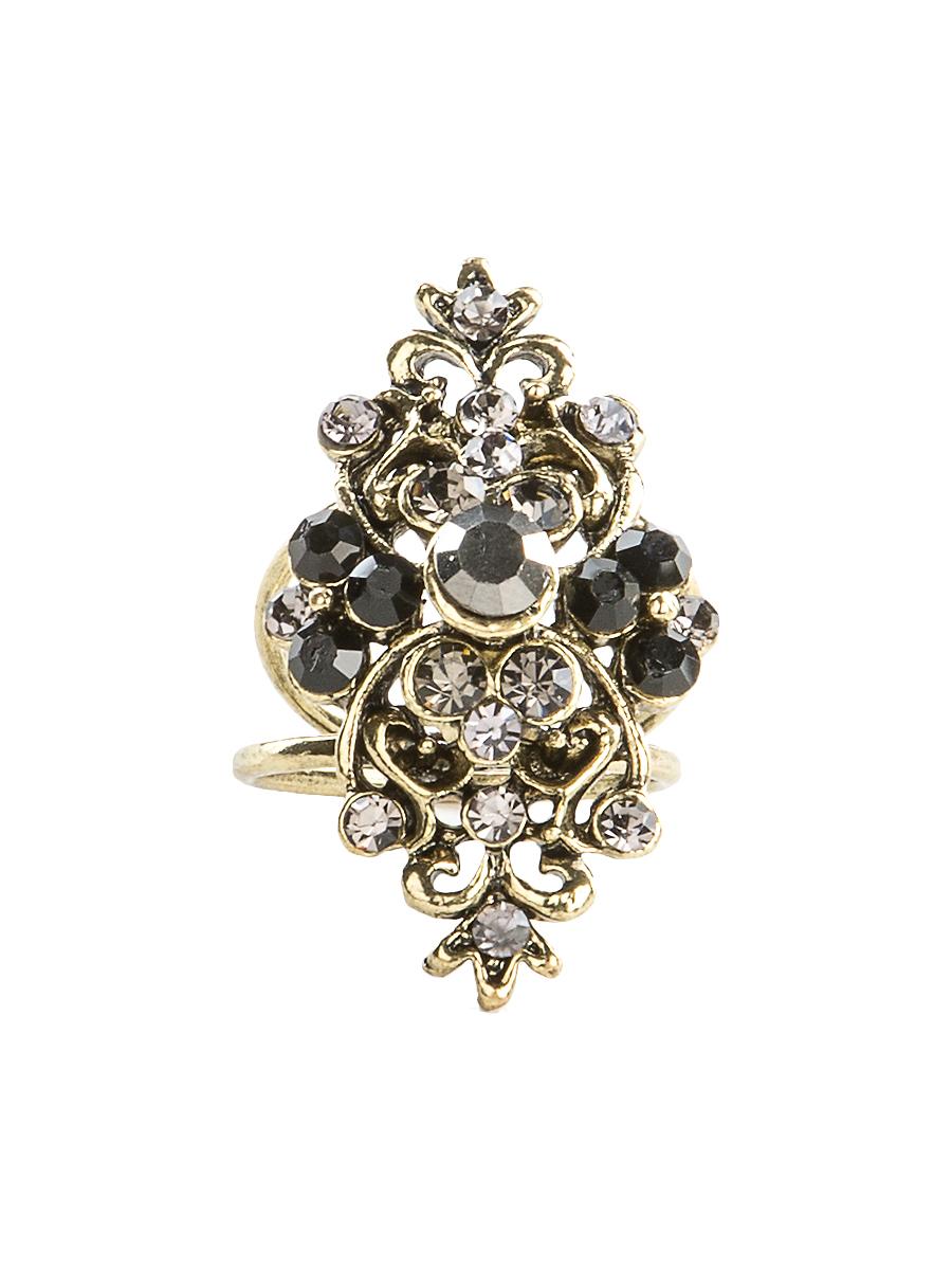 Кольцо для платка Charmante, цвет: черный. ZK040ZK040