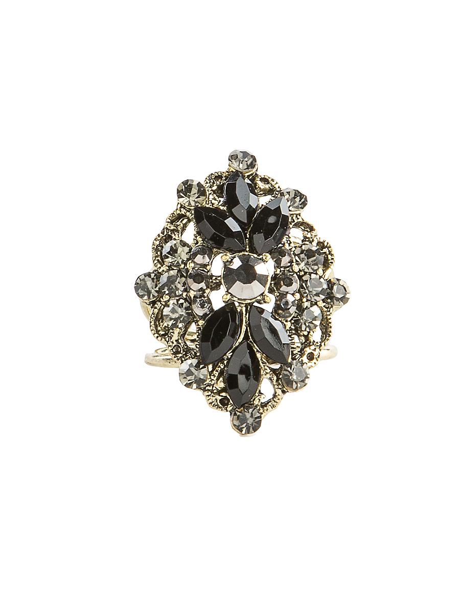Кольцо для платка Charmante, цвет: черный. ZK043ZK043