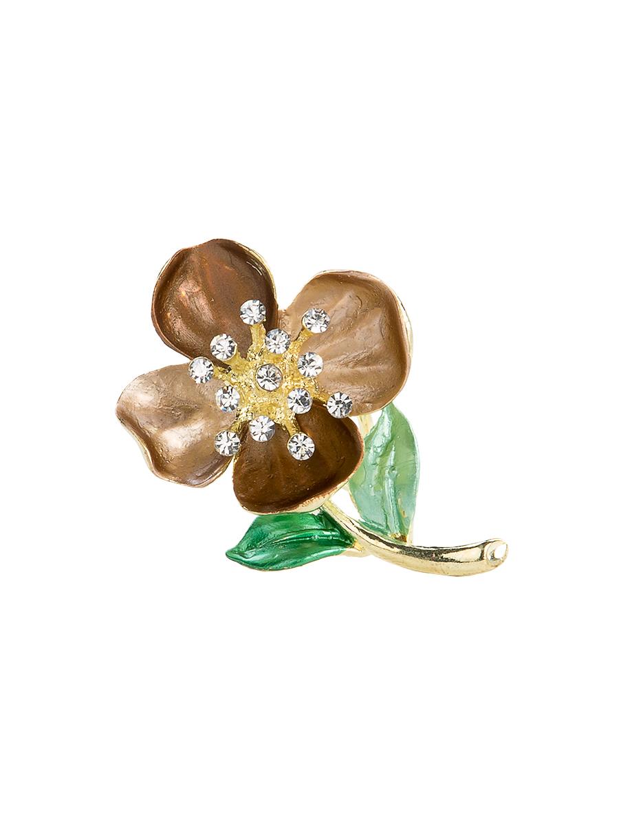 Кольцо для платка Charmante, цвет: шоколад. ZK051ZK051