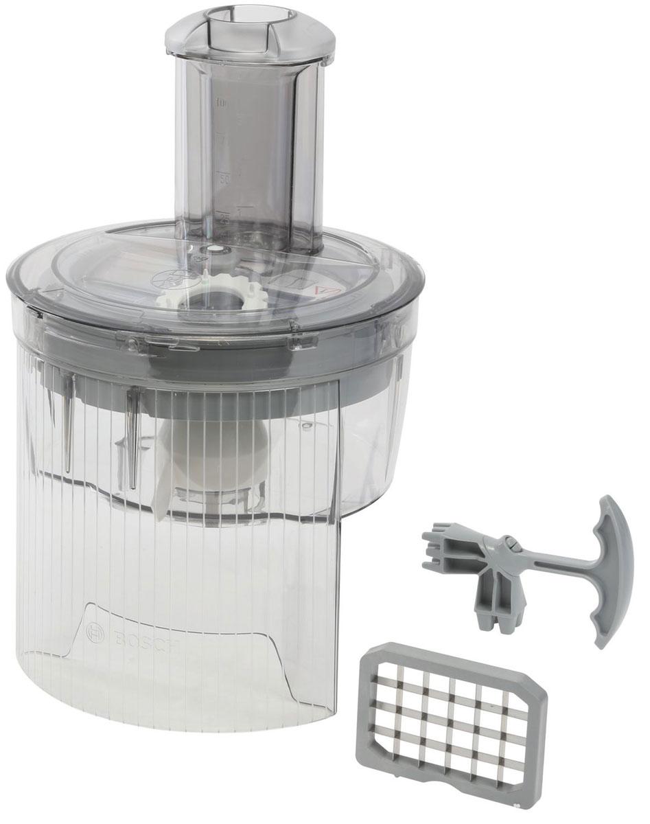 Bosch MUZ8CC2 насадка для нарезки кубиками для кухонных комбайнов