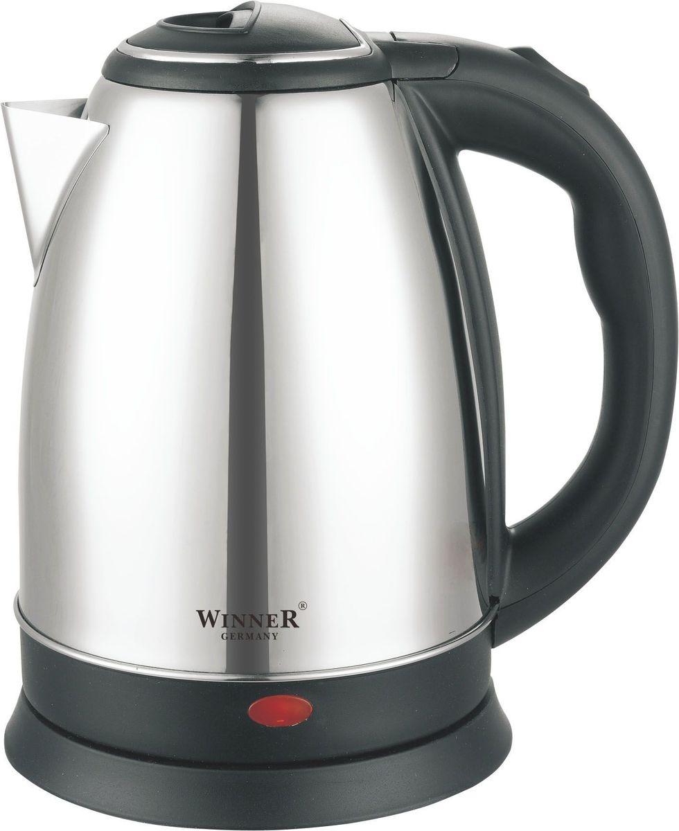 Winner WR-106, Silver электрический чайникWR-106