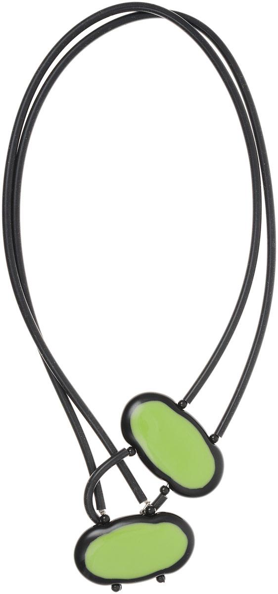 Колье Зеленые облака. Муранское стекло, каучук, ручная работа. Murano, Италия (Венеция)СМЦ36-8-956Колье Зеленые облака. Муранское стекло, каучук, ручная работа. Murano, Италия (Венеция). Размер: полная длина 55 см. Каждое изделие из муранского стекла уникально и может незначительно отличаться от того, что вы видите на фотографии.