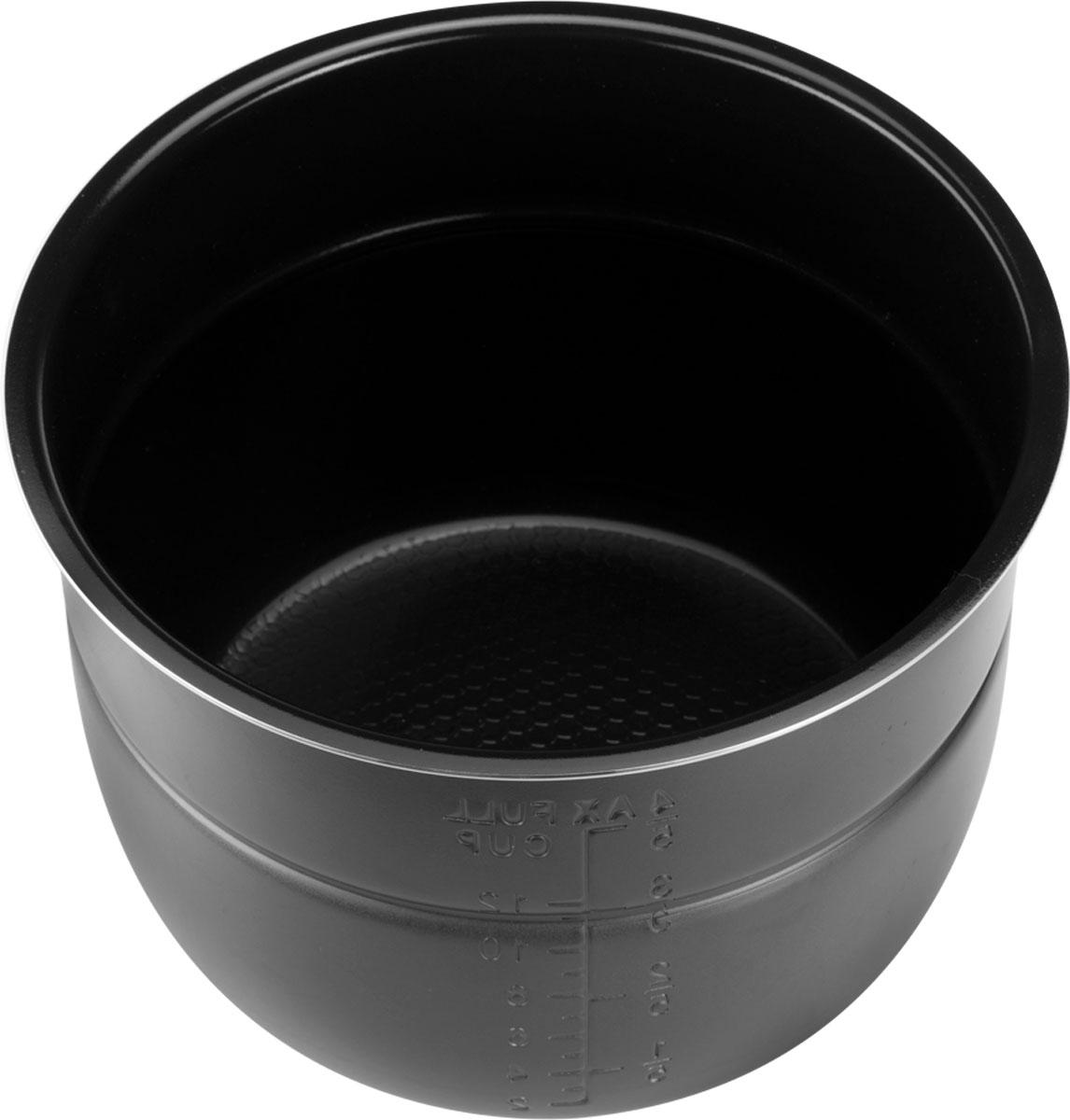 Unit USP-B61 чаша для скороваркиCE-0268729Unit USP-B61 - дополнительная чаша для скороварки объемом 6 л, которая позволяет приготовить различные блюда без добавления масла или жира. Чаша имеет керамическое антипригарное покрытие. Она выдерживает высокие температуры без ущерба для своих технических и качественных характеристик. Для вашего удобства внутри чаши предусмотрена мерная шкала. В комплект с чашей идет пластиковая крышка.