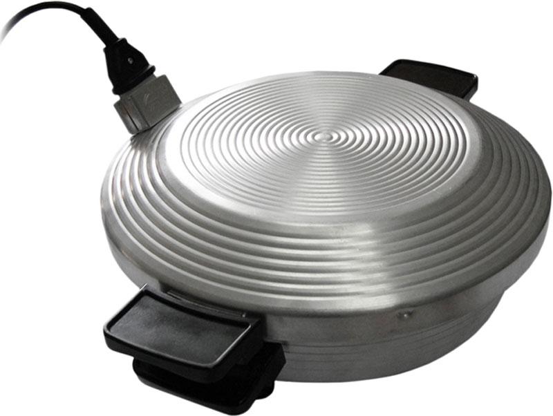 Уралсиб Чудо электросковородаЧудоЭлектросковорода Чудо предназначена для приготовления различных мясных, рыбных и овощных блюд, а также для выпечки хлебобулочных и кондитерских изделий: пирогов, кексов, рулетов, пирожков, коржей для тортов. Электросковорода Чудо станет незаменимой помощницей для любой хозяйки. Этот простой и безотказный прибор способен на многое. Данное устройство представляет собой глубокую электрическую сковороду- кастрюлю объемом 3,5 литра, которая накрывается специальной крышкой с тэном. Встроенный нагревательный элемент не соприкасается с продуктами, что предотвращает саму возможность подгорания, а его выверенное месторасположение позволяет равномерно распределить температуру по всей поверхности печи. Для работы этого универсального прибора необходимо лишь подключение к сети 220 В, никаких дополнительных устройств и приспособлений не требуется. Стоит отметить, что эта электропечь может похвастать своей экономичностью, ведь потребляемая мощность не превышает...
