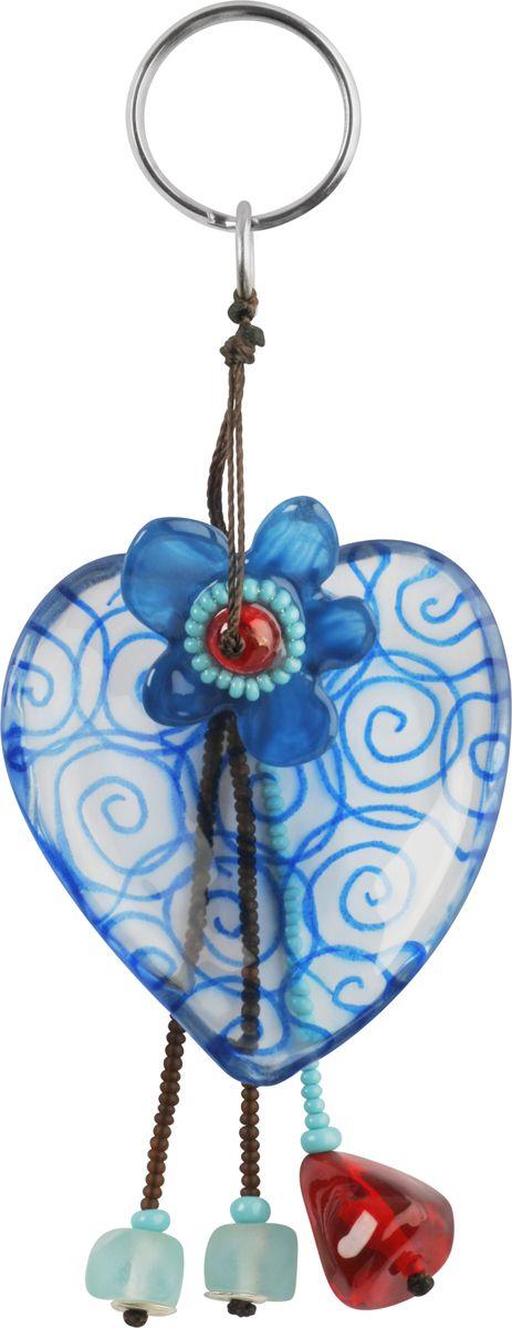 Брелок Lalo Treasures, цвет: синий. 4715