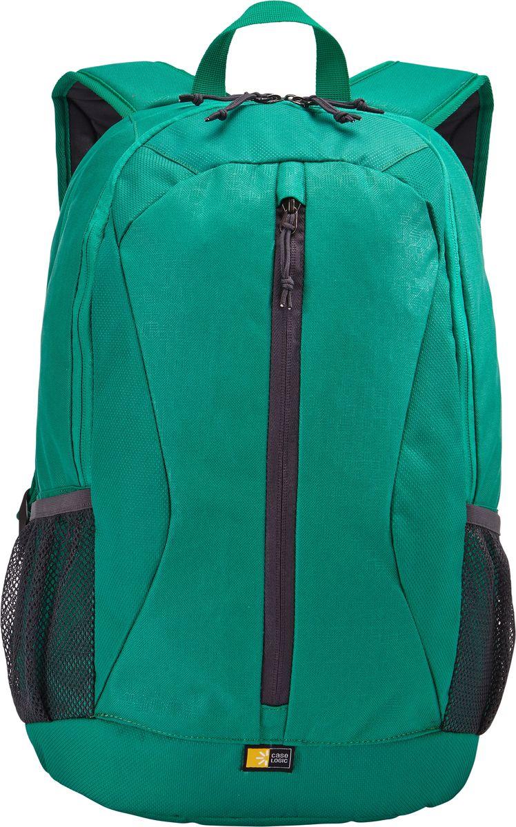 Case Logic IBIR-115, Pepper рюкзак для ноутбука 15.6IBIR-115_PEPPERЭтот рюкзак с яркими цветовыми акцентами и гибкой системой хранения поможет оставаться на связи во время повседневных дел. Вшитый отдел для ноутбука до 15.6 и карман для iPad или планшета 10.1. Отдел для ноутбука также можно использовать для хранения обуви или одежды отдельно от других вещей. Потайной карман на задней панели для безопасного хранения денег и документов. Дополнительный отсек для кабелей и небольших электронных устройств. Вертикальные карманы специально предназначены для удобного хранения необходимых в пути вещей. Сетчатые боковые карманы для бутылки с водой.