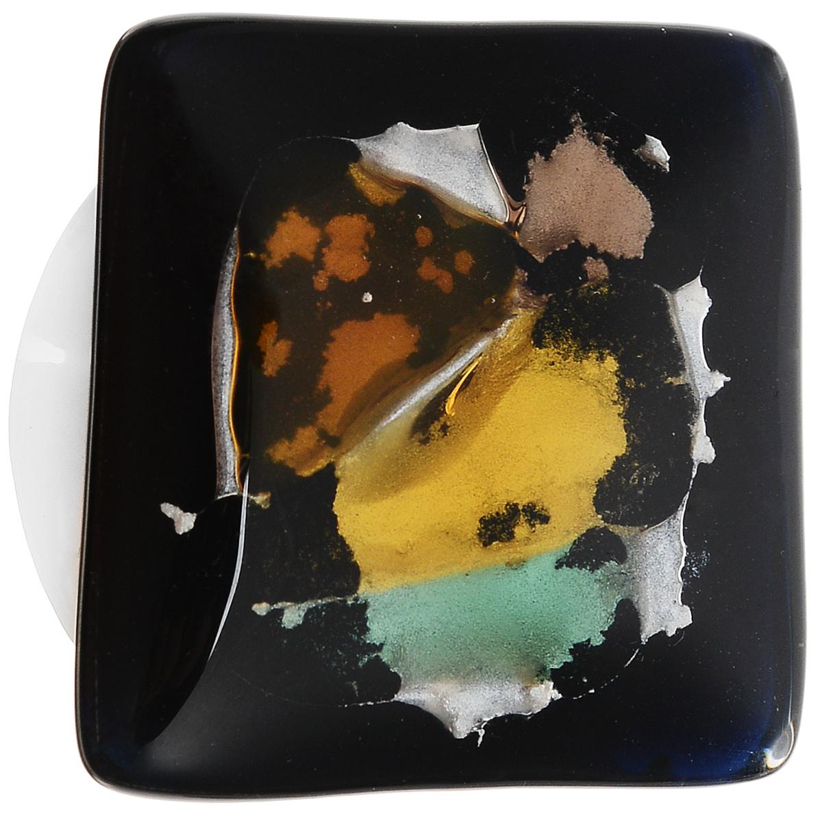 Брошь Сотворение мира. Муранское стекло, магнит, ручная работа. Murano, Италия (Венеция)НПО 070217-10Брошь Сотворение мира. Муранское стекло, магнит, ручная работа. Murano, Италия (Венеция). Размер - 3 х 3 см. Тип крепления - магнит. Брошь можно носить на одежде, шляпе, рюкзаке или сумке. Каждое изделие из муранского стекла уникально и может незначительно отличаться от того, что вы видите на фотографии.