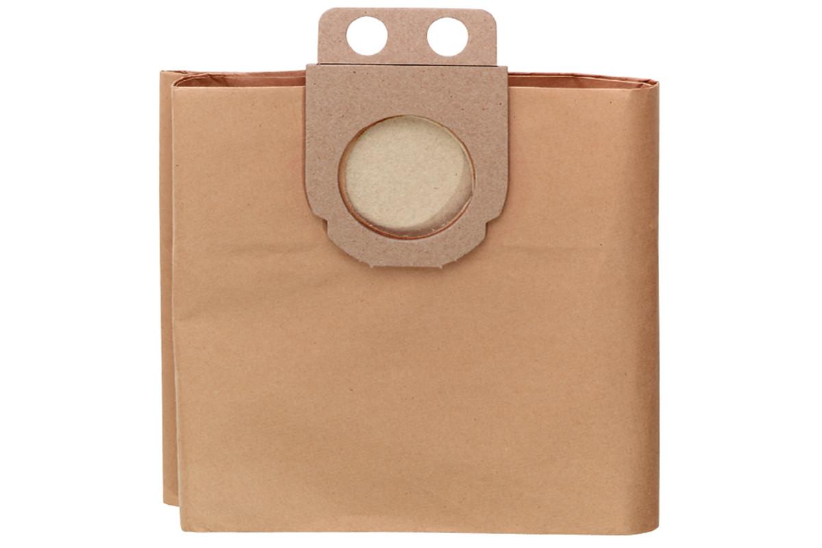 Мешки для пылесоса Metabo ASA 1202, 32 л, 5 шт.631757000