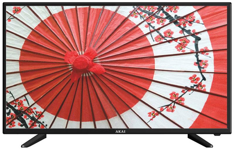Akai LEA-39V51P телевизорLEA-39V51PAkai LEA-39V51P - телевизор, который поддерживает разрешение HD-Ready (1366 х 768). Высокие показатели яркости (200 кд/м2) и контрастности (3000:1) обеспечивают картинку повышенной четкости с естественной цветопередачей. Качество изображения улучшает также система шумоподавления и функция автоматической подстройки контраста. Акустическая система телевизора воспроизводит объемный звук и представляет собой пару динамиков каждый мощностью по 8 Вт. Производится автоматическое ограничение уровня громкости (AVL). Эквалайзер и пять предустановленных звуковых режимов позволяют подобрать вариант в соответствии с контентом и собственными вкусами. Пользователь может самостоятельно регулировать баланс низких и высоких частот. Телевизор оснащен одним тюнером, принимающим системы как аналогового (PAL/SECAM BG/DK/I), так и цифрового (DVB-Т2/C) вещания. В памяти представленной модели сохраняется до 99 аналоговых и до 1200 цифровых телеканалов. Интерфейс USB и...