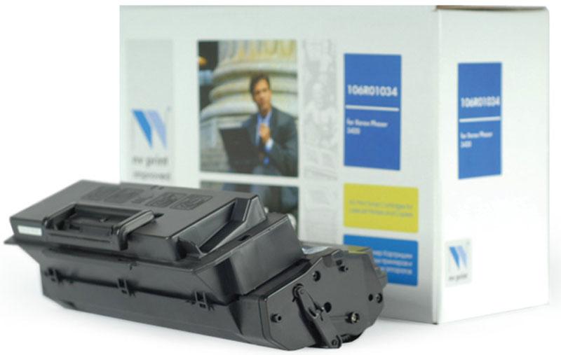 NV Print 106R01034, Black тонер-картридж для Xerox Phaser 3420/3425NV-106R01034Совместимый лазерный картридж NV Print 106R01034 для печатающих устройств Xerox - это альтернатива приобретению оригинальных расходных материалов. При этом качество печати остается высоким. Картридж обеспечивает повышенную чёткость чёрного текста и плавность переходов оттенков серого цвета и полутонов, позволяет отображать мельчайшие детали изображения. Лазерные принтеры, копировальные аппараты и МФУ являются более выгодными в печати, чем струйные устройства, так как лазерных картриджей хватает на значительно большее количество отпечатков, чем обычных. Для печати в данном случае используются не чернила, а тонер.