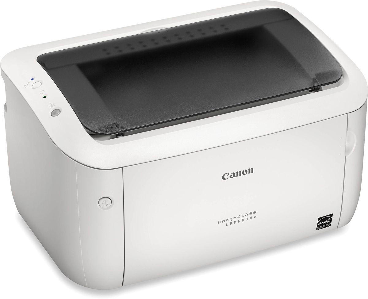 Canon I-SENSYS LBP6030w лазерный принтер8468B002Принтер Canon I-SENSYS LBP6030W Wi-Fi (Лазерный, 18 стр/мин, 2400x600dpi, Wi-Fi, USB 2.0, A4)