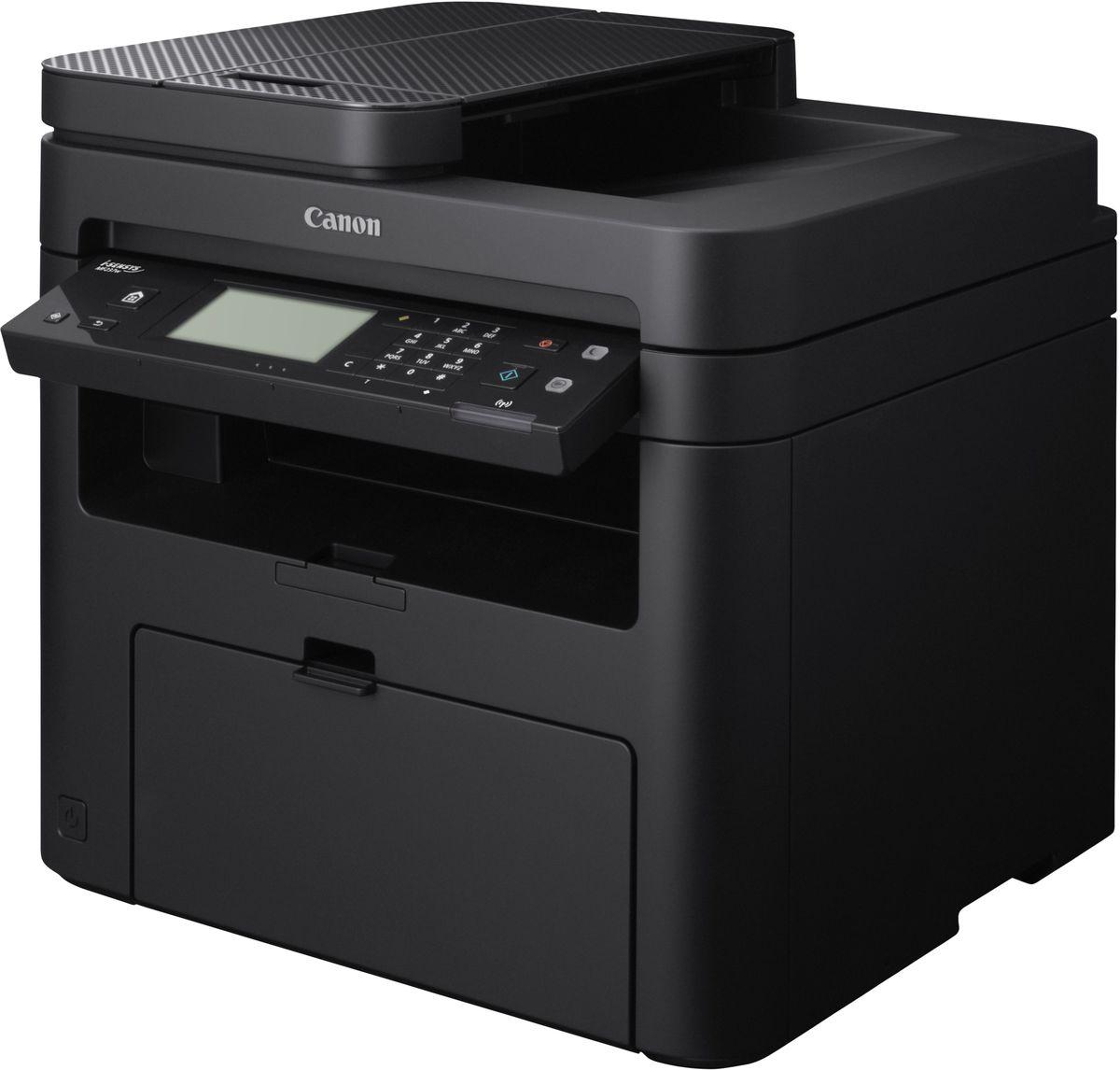 Canon I-SENSYS MF237w МФУ1418C121МФУ Canon I-SENSYS MF237w (копир-принтер-сканер, 23стр./мин., ADF, LAN, Wi-Fi, факс, A4) Замена MF216n