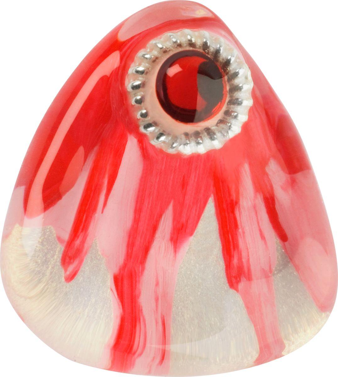Серьги Lalo Treasures, цвет: красный. E3430/2E3430/2Оригинальные серьги Lalo Treasures изготовлены из металлического сплава, дополнены декоративными элементами из ювелирной смолы. Изделие застегивается на замок-гвоздик с заглушкой, который надежно зафиксирует серьги. Стильные серьги не оставят равнодушной ни одну любительницу изысканных украшений и помогут создать собственный неповторимый образ.