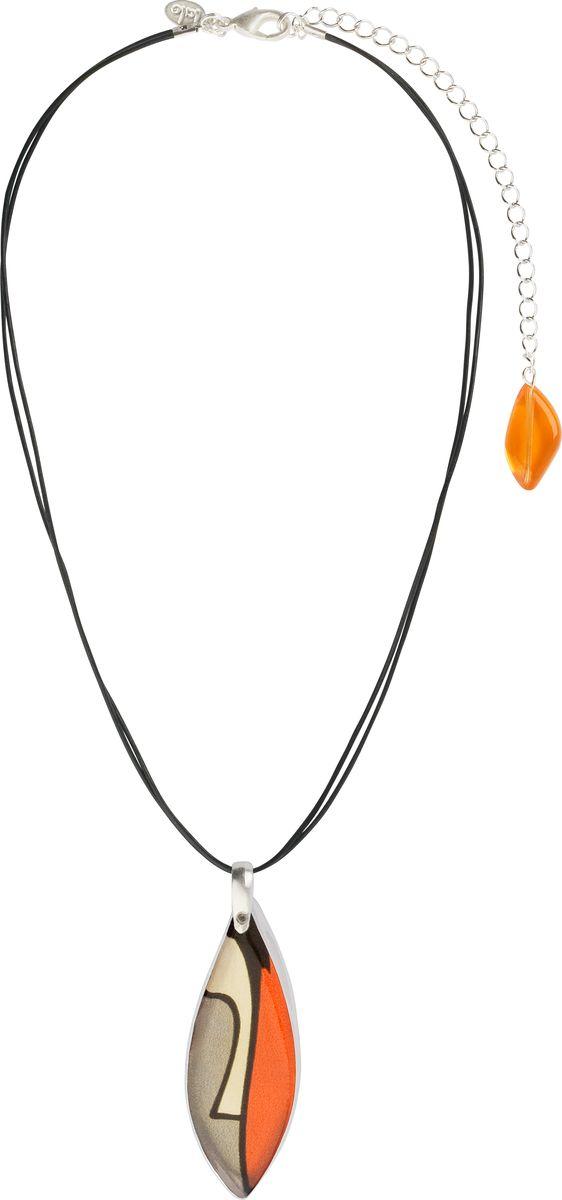 Кулон Lalo Treasures, цвет: оранжевый. P4524/1P4524/1Яркие дизайнерские акссесуары от Lalo Treasures станут отличным дополнением к Вашему стилю