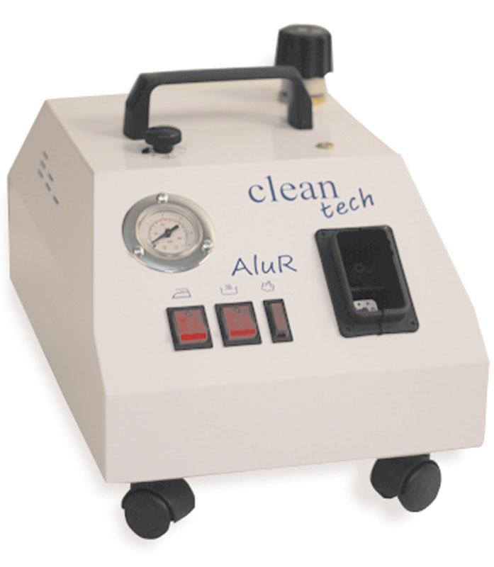 Bieffe Alur пароочистительBF013FRBieffe Alur - компактный прибор для дезинфекции паром с ручным заливом воды в котел. Мощности 1300 Вт достаточно для работы в течение 30-40 минут. Время первичного нагрева всего 5-7 минут. Оборудование подходит для регулярного использования в небольших частных клиниках и стоматологических кабинетах, лабораториях по производству медикаментов, образовательных учреждениях и общежитиях. Горячий пар мгновенно очистит вытяжку и плиту на кухне, удалит ржавчину в ванной и туалете, справится с плесенью и неприятными запахами, отмоет пробковые и деревянные полы. Данная модель также успешно обновит и почистит меховые изделия. Профессиональный парогенератор для дезинфекции Alur особенно удобен для обработки небольших площадей, узких и труднодоступных мест, инструментов и прочих предметов небольшого размера. В комплекте имеется шесть различных насадок: две латунные щетки для разных поверхностей, насадка для стекол и зеркал, треугольный отпариватель, прямоугольный...