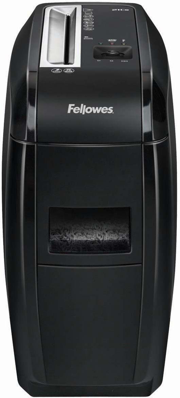 Fellowes Powershred 21Cs, Black шредерFS-43602Powershred 21Cs безопасный шредер с выдвижной корзиной для 1-3 пользователей. Рекомендуемая нагрузка до 120 листов в день. Производительность – 12листов. Перекрестная резка на фрагменты размером 4х52 мм обеспечивает P-3 уровень секретности по DIN 66399. Удобная выдвижная корзина позволит с легкостью удалять бумажные отходы. Окошко позволит оценить степень наполненности корзины.