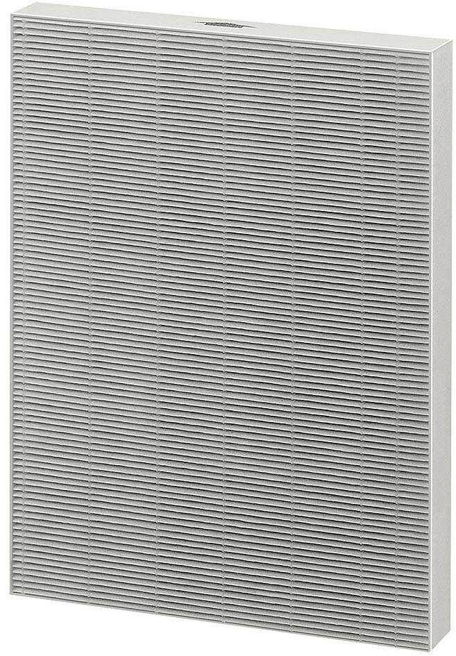 Fellowes FS-92872 True-HEPA фильтр для воздухоочистителя DX95FS-92872True HEPA фильтр c технологией AeraSafe улавливает 99,97% переносимых по воздуху частиц размером от 0.3 микрон, таких как пыль, пыльца, споры плесени и грибка, бактерии, вирусы, микробы, сигаретный дым и прочие аллергены. Антибактериальное патентованное покрытие AeraSafe™ эффективно предотвращает рост бактерий, грибков и пылевых клещей на True HEPA фильтре. При интенсивной эксплуатации (24/7) в обычных условиях предусмотрена замена фильтра один раз в 12 месяцев.