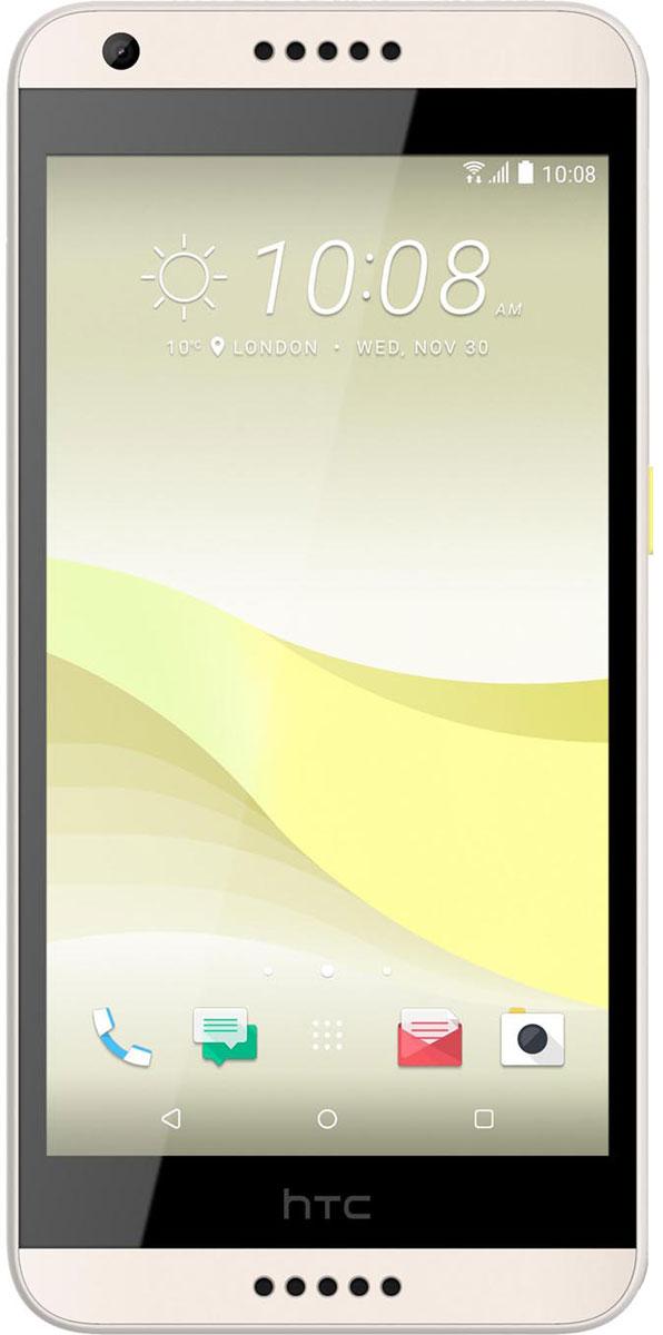 HTC Desire 650, Lime Light99HALF029-00HTC Desire 650 - стильный смартфон с отделкой soft-touch и рифленой поверхностью. Это добавляет уже привычному дизайну смартфонов уникальные черты. Рифленая задняя крышка придает дополнительную стабильность в захвате устройства при использовании. Кто же не любит удобно расположиться в любимом кресле и скоротать вечер в интернете. При использовании Ночного режима в цветах экрана начинают преобладать более теплые оттенки, что делает чтение в условиях недостаточного освещения более комфортным. Сохраняй детальные воспоминания о встречах с друзьями. Основная камера HTC Desire 650 позволяет снимать более четкие фото и видео в любом месте и в любое время. Решил похвастаться крутым снимком горных вершин - переключайся в режим панорамы с проводкой до 180°. Наличие BSI сенсора позволит делать качественные фотографии даже в условиях недостаточной освещенности. Высококачественный сенсор фронтальной камеры НТС Desire 650 поможет делать отличные снимки, а...