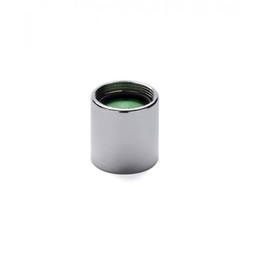 SoWash Металлический фильтр переходник (с внутренней резьбой)16Аэрационный фильтр с переходником SoWash позволяет соединить систему SoWash с краном и обычно использовать кран, с фильтрацией и вентиляцией воды. Фильтр SoWash специально приспособлен для всех кранов согласно норм Uni-En 246, подходит для кранов с мужской резьбе (внешней). В упаковке содержится: - 1 металлический фильтр.