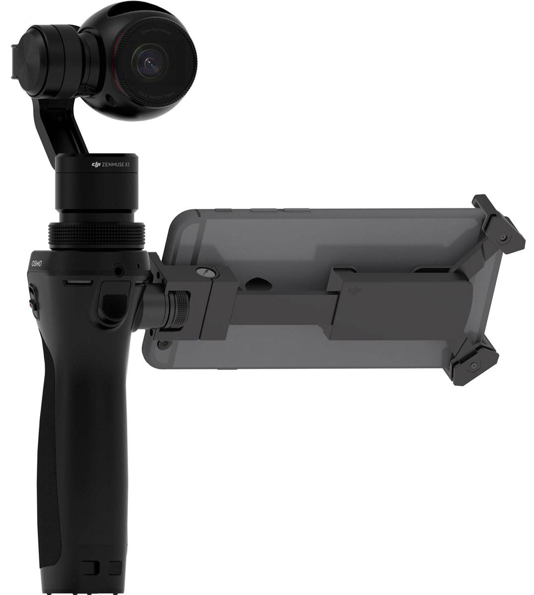 DJI OSMO X3 экшн-камераOSMO X3Представьте: движение без размытия, четкие динамичные кадры, идеальное плавное видео даже на бегу. Все это возможно благодаря новым технологиям, разработанным специально для стабилизации камеры в любых условиях. Открывайте новые возможности съемки вместе с ручным стабилизатором DJI Osmo. Это не просто камера. Это – свобода творчества. Специально разработанный девятикомпонентный объектив подарит вам чистые и четкие изображения. Этот прямолинейный широкоугольный объектив придает драматичности снимку без геометрических искажений, характерных для камер данного размера. Разработчики DJI Osmo вложили много труда в создание этой мощной, но компактной камеры для того, чтобы вы могли снимать видео в 4K с частотой 30 кадров в секунду и четкие качественные 12-мегапиксельные фотографии. Компания DJI всегда специализировалась на создании систем стабилизации для воздушных камер. Труды лучших экспертов по усовершенствованию данной технологии воплотились...