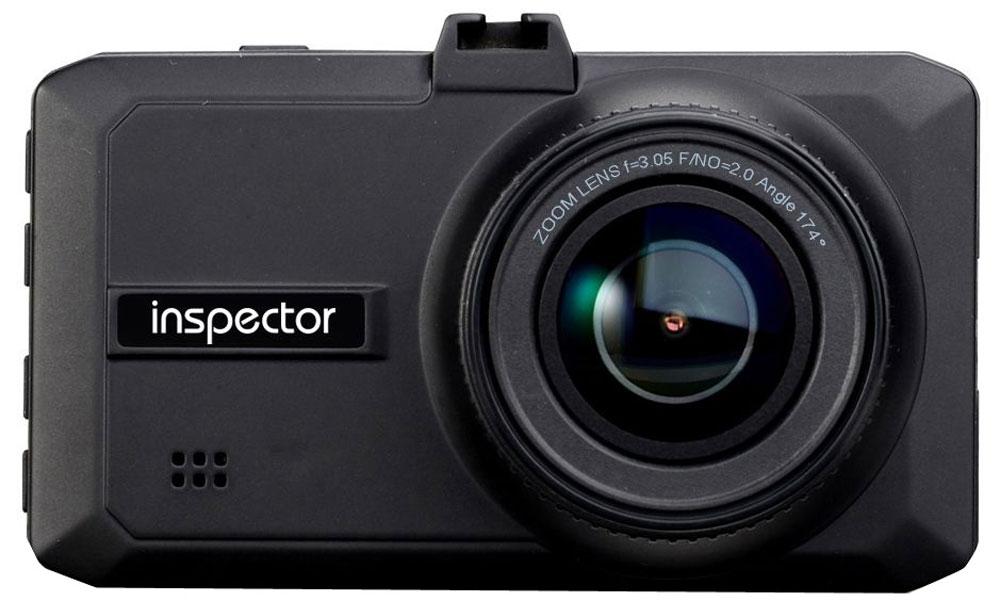 Inspector FHD Breeze, Black видеорегистраторFHD BreezeАвтомобильный видеорегистратор Inspector Breeze включает весь стандартный набор функций устройства видеофиксации. Для получения качественной видеозаписи в формате FullHD 1080p 30к/с регистратор оснащен современным процессором SPCA6330A и 3 Мпикс матрицей Aptina AR0330 с широкоугольной оптикой для максимального охвата дорожной обстановки. Все видеоролики и фотографии устройство записывает на карту памяти MicroSD, которая устанавливается в специальный слот расширения для MicroSD карт памяти объемом до 32 Гб. При необходимости просмотра записанного видео на месте регистратор Inspector Breeze оснащен большим встроенным дисплеем 3 дюйма. Также устройство поддерживает функцию сохранения защищенных от перезаписи видеороликов в ручном режиме и по датчику G-Sensor. Разрешение фото: 2048х1536 Объектив: f=3.05 при F2.0 Аккумулятор: 180 мАч Формат файлов: MOV (H.264) / JPEG
