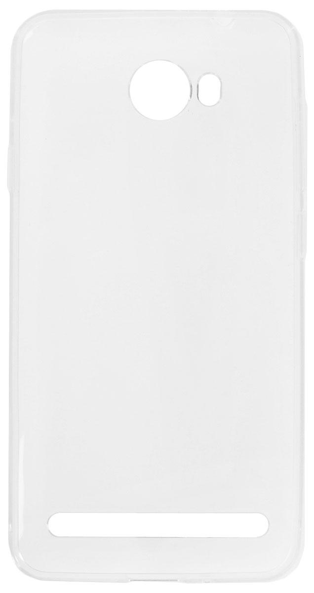 Red Line iBox Crystal чехол для Huawei Y3II, ClearУТ000009334Практичный и тонкий силиконовый чехол Red Line iBox Crystal для Huawei Y3II защищает телефон от царапин, ударов и других повреждений. Чехол изготовлен из высококачественного материала, плотно облегает смартфон и имеет все необходимые технологические отверстия, соответствующие модели телефона. Силиконовый чехол iBox Crystal долгое время сохраняет свою первоначальную форму и не растягивается на смартфоне.