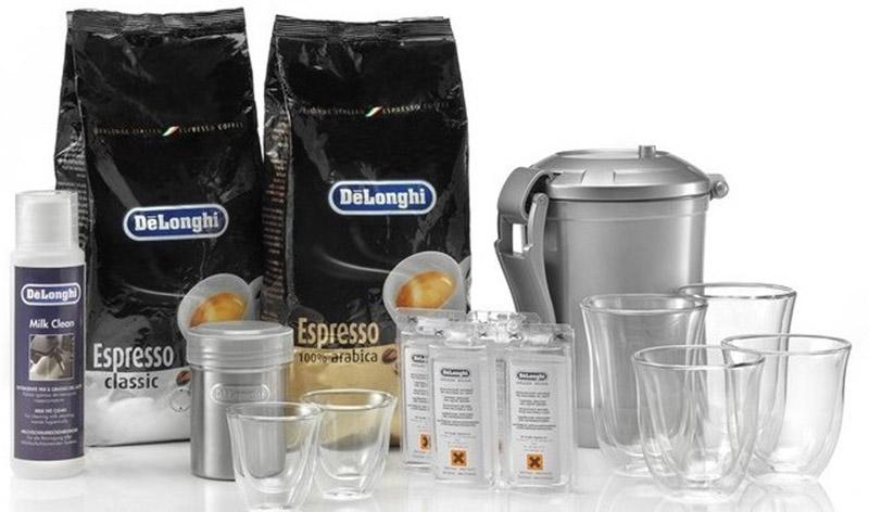 DeLonghi DeLuxe Pack набор аксессуаров для кофемашины