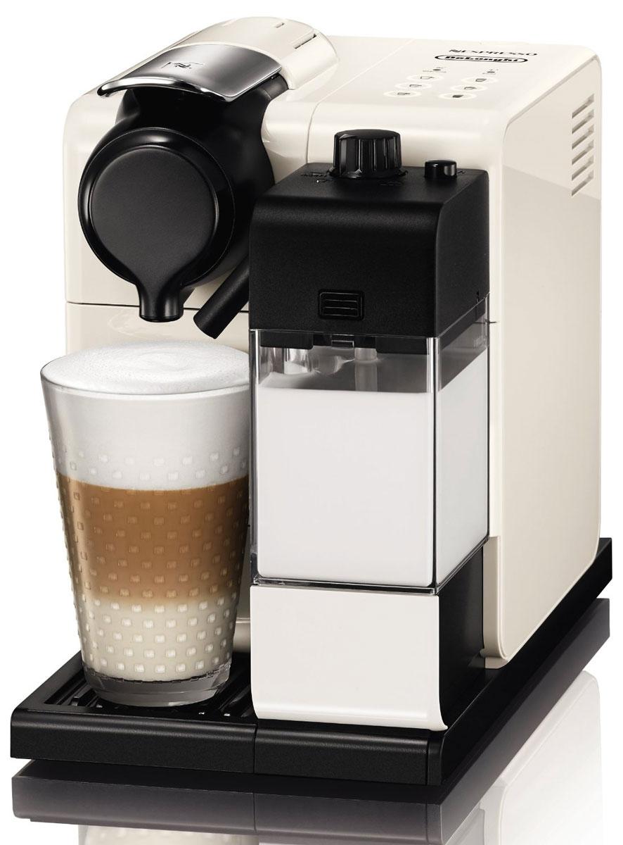 DeLonghi EN550.W Nespresso Lattissima Touch, White кофеварка