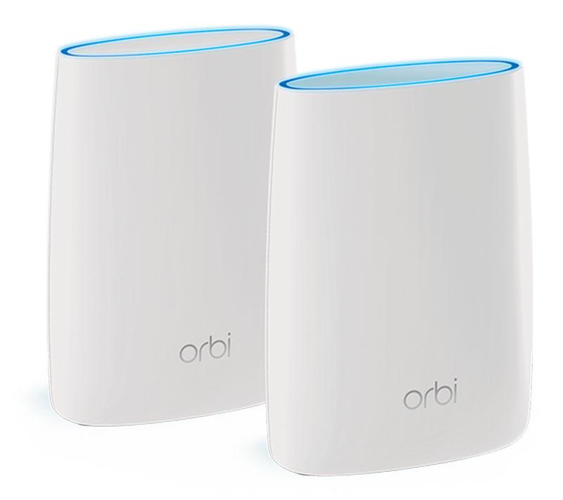 Netgear ORBI-RBK50-100PES беспроводная WiFi системаRBK50-100PESNetgear Orbi (RBK50-100PES) — это первая в мире трехдиапазонная домашняя WiFi-система. С Orbi у вас всегда будет надежная, защищенная и высокоскоростная сеть WiFi. Свободно перемещайтесь по квартире, дому или даже по двору дома, не беспокоясь о качестве и скорости подключения. Orbi — это единственная домашняя WiFi-система, использующая технологию выделенной трехдиапазонной сети. Другие распределенные системы первого поколения используют двухдиапазонные технологии и технологии ячеистой сети, которые снижают скорость WiFi при подключении дополнительных устройств и даже при добавлении новых ячеек. Orbi предоставляет выделенный третий диапазон, который не снижает пропускную способность при подключении устройств к Интернету даже при добавлении дополнительных устройств Orbi или WiFi. Используя мощные усилители, Orbi обеспечивает большую зону покрытия и более высокую скорость соединения, чем распределенные системы и повторители 1-го поколения, и создает...