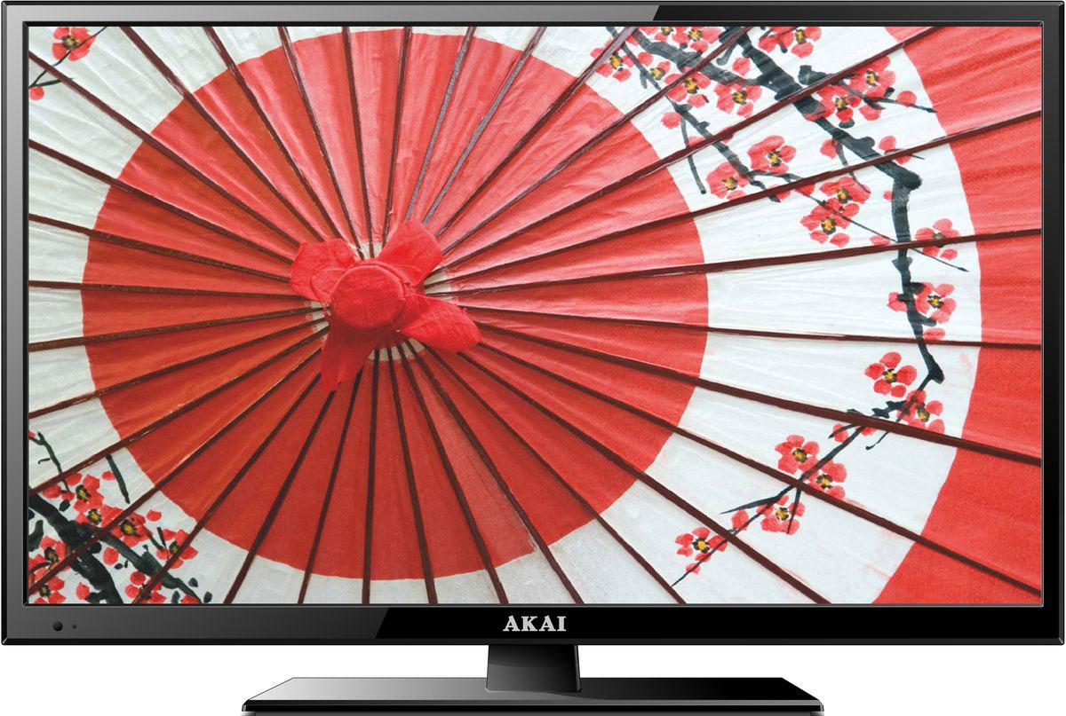 Akai LEA-24B52P телевизорLEA-24B52PТелевизор Akai LEA-24B52P соответствует всем современным технологиям и оборудован LED подсветкой, уменьшающей его толщину. Корпус из высококачественного пластика с экраном диагональю 23,6 дюймов впишется в любой интерьер. Телевизор можно расположить как на столе, так и на настенном кронштейне, который приобретается отдельно. Akai LEA-24B52P обеспечит изображение высокого качества в формате Ful lHD (1920x1080). Формат экрана: 16:9 Яркость: 200 кд/м2 Контрастность: 1000:1 Время отклика матрицы: 8 мс Углы обзора по горизонтали/вертикали: 178°/178°