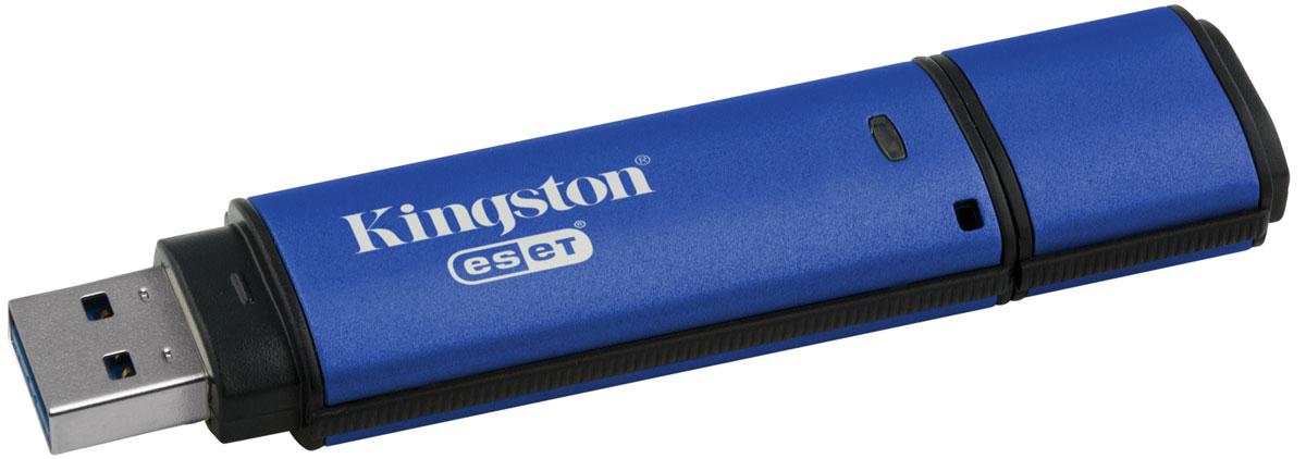 Kingston DataTraveler Vault Privacy 3.0 Anti-Virus 16GB USB-накопительDTVP30AV/16GBUSB-накопитель DataTraveler Vault Privacy 3.0 Anti-Virus компании Kingston обеспечивает доступную по цене защиту бизнес-класса с 256-битным аппаратным шифрованием AES в режиме XTS. Он защищает 100% хранящихся данных и усиливает комплексную парольную защиту при помощи специальных требований для предотвращения несанкционированного доступа. Кроме того, накопитель блокируется и переформатируется после 10 попыток взлома. DataTraveler Vault Privacy 3.0 Anti-Virus поставляется с антивирусной защитой ESET, которая защищает содержимое накопителя от вирусов, шпионских и троянских программ, червей, руткитов, рекламного ПО и других интернет- угроз. Антивирусная технология ESET NOD32 обеспечивает мгновенное отображение предупреждений. Эта антивирусная защита не требует установки и поставляется с предварительно активированной пятилетней лицензией. Организации могут настраивать накопители, чтобы они соответствовали внутренним корпоративным требованиям. С...