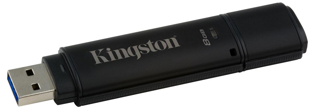 Kingston DataTraveler 4000 G2 8GB USB-накопительDT4000G2/8GBНакопитель DataTraveler 4000 G2 компании Kingston обеспечивает защиту бизнес-класса с 256-битным аппаратным шифрованием AES в режиме XTS для безопасности 100% конфиденциальных данных. Кроме того, накопитель имеет комплексную парольную защиту, он блокируется и переформатируется после десяти попыток доступа. DataTraveler 4000 G2 сертифицирован по стандарту FIPS 140 и соответствует требованиям TAA, поэтому удовлетворяет самым распространенным корпоративным и нормативным требованиям. Организации могут настраивать накопители в соответствии с внутренними корпоративными требованиями. С помощью программы настройки можно нанести логотип (Co-logo), указать серийные номера, количество попыток ввода пароля, минимальную длину пароля и собственные идентификаторы продукции для интеграции в стандартное конечное ПО управления (создание белых списков). Технология USB 3.0 позволяет пользователям сохранять высокую скорость передачи данных и надежную защиту. Она...